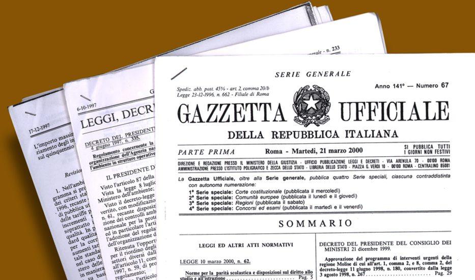 CONCORSO PER ACCESSO AL CORSO DI FORMAZIONE SPECIFICA IN MEDICINA GENERALE – TRIENNIO 2018/2021