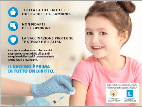 L'Ordine di Parma ribadisce l'importanza dei vaccini: al via la campagna
