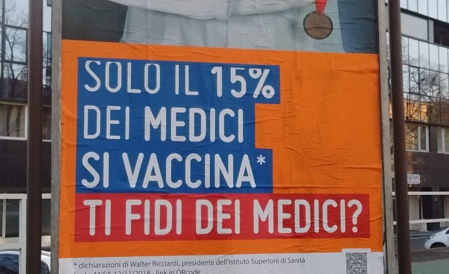 Spot contro Medici e Sistema sanitario: ancora nessuna risposta dalle istituzioni. Riuniremo i Sindacati.