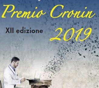 XII edizione del Premio Cronin 2019
