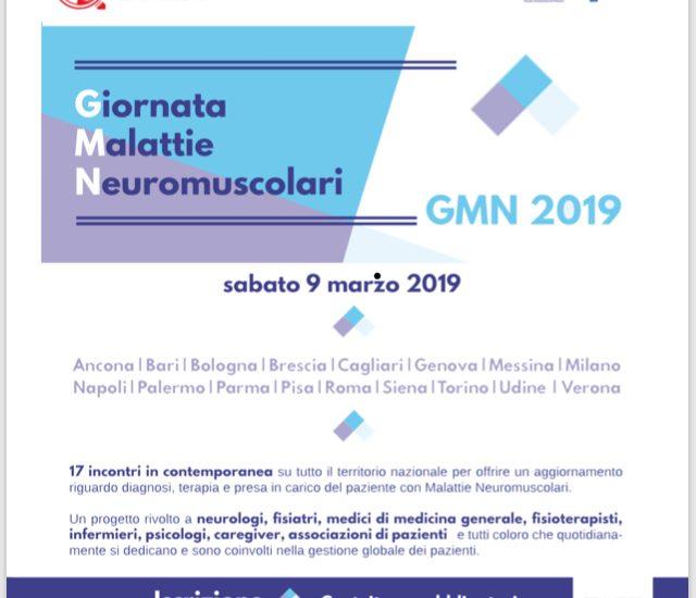 Terza edizione delle Giornate sulle Malattie Neuromuscolari, 9 marzo