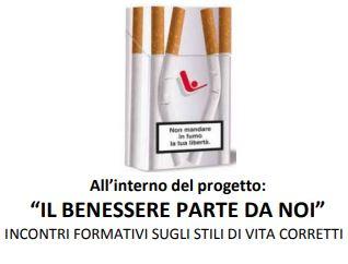 Lilt: Giornata Mondiale Senza Tabacchi