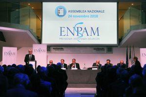 Enpam: approvato il bilancio di previsione 2019